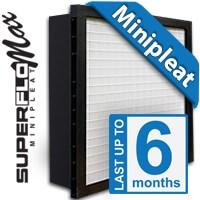 Mini Pleat Air Filters