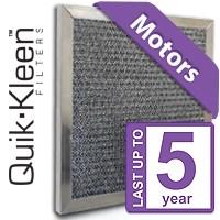 Quik-Kleen Aluminum Mesh